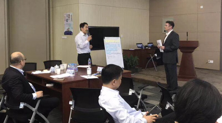 Corporate Skills Training Workshop – (Beijing, China)